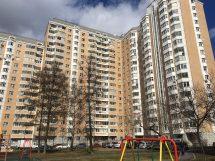 Продажа 1 комнатной квартиры г. Москва, ул. Ангарская, дом 45, корп. 2