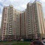 Продажа 2 комнатной квартиры г. Москва, Чечерский пр-д, дом 124, корп. 2